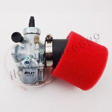 Carburetor Carb 45mm Air Filter Set 140cc 150 160cc Pit Dirt Bikes SSR Thumpstar