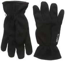 Rip Curl Polar Fleece Gloves in Black CGOAD4-90