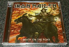 IRON MAIDEN-DEATH ON THE ROAD-EU 2xCD 2005-NEW & SEALED