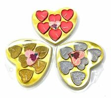 Heart Small Unscented Candles & Tea Lights