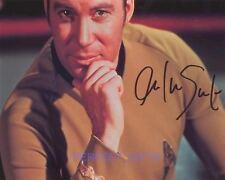 Star Trek Autographed TV Memorabilia