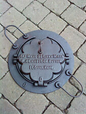 Altes Guss - Waffeleisen  Alte Originale