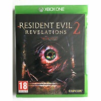 Resident Evil Revelations 2 Complete Set (Xbox One) New and Sealed