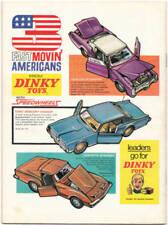 Vintage Issue of Meccano Magazine for April 1970, Vintage Boy's Hobby  Magazine