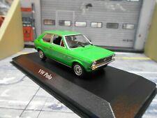 VW Volkswagen Polo MKI 1. Baureihe grün green 1979  Minichamps Maxichamps 1:43