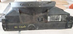 88-98 Chevy Silverado Radiator Shroud - Upper Fan Cover - V8 - Genuine OEM