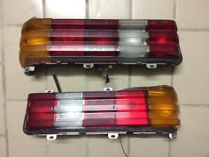 Mercedes Benz W123 77-85 EURO tail lights 300D / 280 CE / 280E / 240D / 300CD