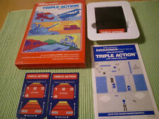 Intellivision triple action