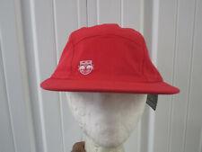 adidas MLS NEW YORK RED BULLS SEWN 5 PANEL RED HAT CAP STRAPBACK NEW W/ TAGS