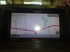 OEM INFORMATION DISPLAY SCREEN 2008 INFINITI M35 DASH NAVIGATION SYSTEM