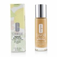 Clinique Beyond Perfecting Foundation & Concealer - # 11 Honey (MF-G) 30ml