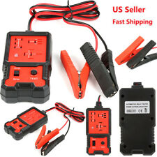USA 12V Electronic Automotive Relay Tester For Cars Auto Battery Checker USA