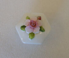 Coalport Bone China Trinket Box