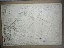 Old Antique Ordnance Map 1928 Lancashire LXXXIII.5 Ainsdale Southport ...