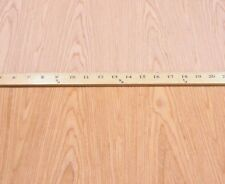 "Cherry composite wood veneer 24"" x 24"" raw no backer 1/42"" thickness sample size"