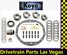 "GM Chevy 8.875"" 12 Bolt Car 1965 1972 Koyo Master Bearing Install Rebuild Kit"
