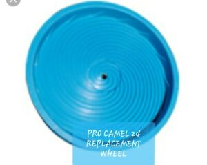 PRO CAMEL 24 *REPLACEMENT WHEEL ONLY* GOLD SPIRAL PANNING WHEEL NO MACHINE INC'D