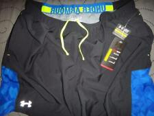 UNDER ARMOUR PERFORMANCE HEATGEAR RUNNING FITTED SHORTS SIZE L MEN NWT $39.99