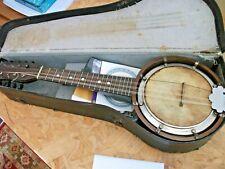 Zither Mandolin - Walliostro - With Original Case