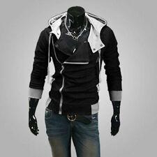 Men's Winter Hoodies Hooded Sweatshirt Outwear Sweater Coat Jacket M #1