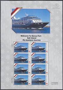 Indonesia - Indonesie Special MS (25) Bali Welcomes Cruise Ship Azamara Journey
