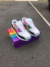 Nike Air Max 90 Be True Pride UK 10 Boxed