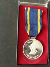Singapore Airlines 30 Years Long Service Award Medal With Box