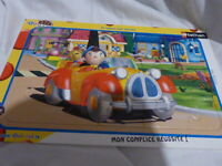 PUZZLE OUI-OUI , nathan , 15 pices , 3-4 ANS
