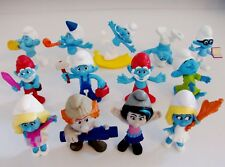 The Smurfs Figures Bundle