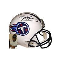 Derrick Henry signed Tennessee Titans Riddell NFL Mini Helmet - Steiner Hologram
