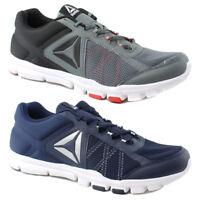 New Reebok Mens Yourflex Train 9.0 MT Black Running Shoes
