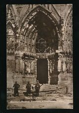 Building France Collectable Military Postcards