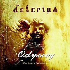 Odyssey: The Remix Collection by Delerium (CD, Nov-2001, 2 Discs, Nettwerk)