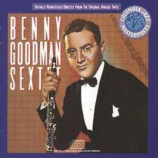 JOHNNY SMITH, M. LOWE, A. Hanlon w/ B. Goodman Sextet (NEW,Out of Print CD,1987)