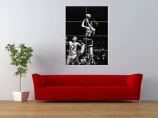 PETE PISTOL MARAVICH BASKETBALL JUMP GIANT ART PRINT PANEL POSTER NOR0616