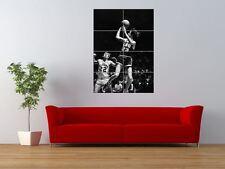 PETE PISTOL MARAVICH BASKETBALL JUMP GIANT ART PRINT PANEL POSTER NOR0616