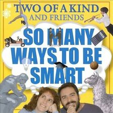 NEW - So Many Ways To Be Smart by Two Of A Kind