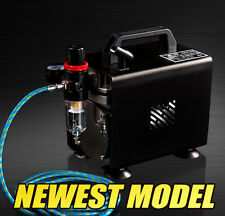 1/6HP Mini Air Compressor for Spray Gun Air Brush