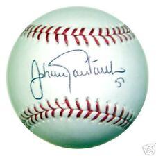 JOHAN SANTANA Signed MLB BASEBALL - PBA COA