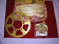 Kawasaki ZXR400 91-03 Race 520 DID ERV3 Chain & Talon Sprocket Kit. New