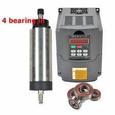 0.8KW/800W Square Air Cooled Spindle ER11 Motor 1.5KW HY Inverter Drive VFD