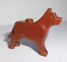 Lego (48812) Hund/Wolf, in rotbraun aus 8403 7637 7744 7237 10176 4999