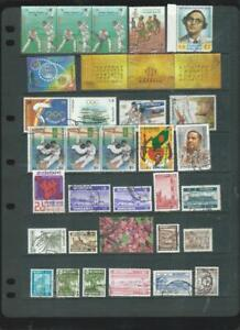 Bangladesh nice page of fine used stamps - good range[155]