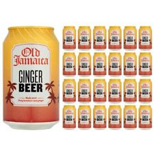 Old Jamaica Ginger Beer 330ml x 24