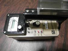 Ludlum Model 4 Digital Scalar Alpha, Beta, Gamma, Scintillator Geiger Counter