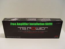 New Nesa TD-49 Car Amplifier 3000 Watts Digital 4 Channel Marine  500wx4 Harley
