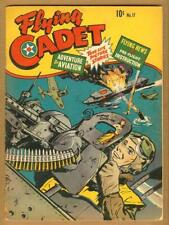 Flying Cadet #7 (#17) *See Descritption* Bare Breated Woman On Cover