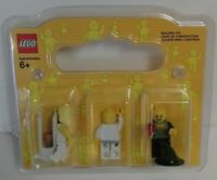 LEGO - Lego Mini Series Figures X3 One Pack Sealed Unopened New Collectors Toys