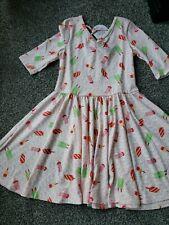 Dotdotsmile Size 5/6 Ballerina Style Twirl Dress NWT
