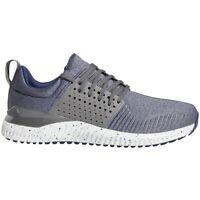 Adidas Adicross Bounce Mens Spikeless Golf Shoes Dark Blue/Grey - Pick Size